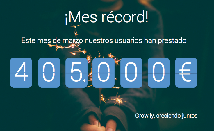 Grow.ly mes record crowdlending