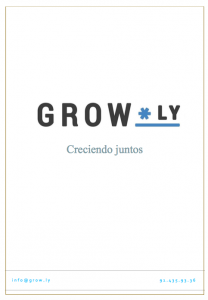 GUIA DEL INVERSOR GROW.LY - CROWDLENDING
